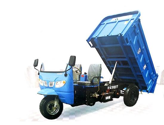 强化型工程矿用自卸三轮车