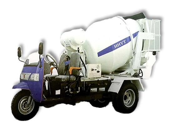 混凝土搅拌运输车