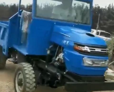 湖北客户订购7台四驱车