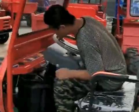 江西用户订购,带水箱双循环